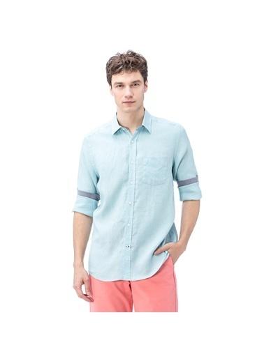 Nautica Gömlek Mavi